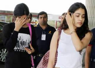 Jhanvi Kapoor and Khushi Kapoor's casual avatar at the airport will make your day