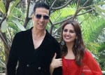 Jolly LLB 2: Akshay Kumar and Huma Qureshi were all smiles at film's promotional event