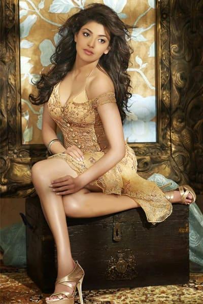 Kajal Aggarwal Hot & Sexy Photos