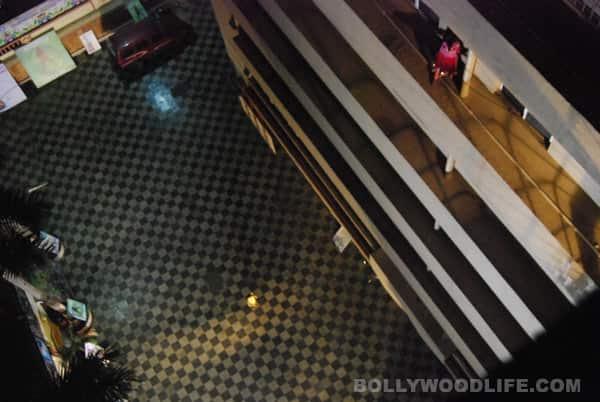 Kanchi Singh's stunt in Aur Pyaar Ho Gaya. View pics!