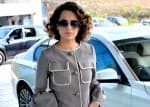 Kangana Ranaut looks chic as she kickstarts her Rangoon promotions