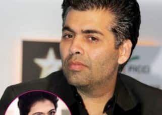 Karan Johar: No matter what happens, Kajol is out of my life