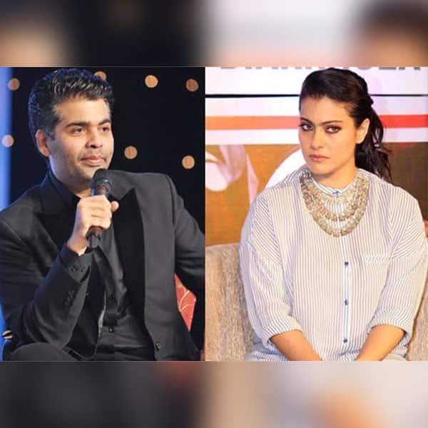 Karan Johar royally ignores Kajol in his tweet
