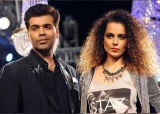 Karan Johar, Shahid Kapoor, Deepika Padukone: Bollywood celebs who had a fallout with Kangana Ranaut