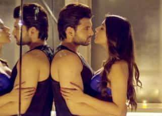 Karan Kundra and Ruhi Singh's hot scene