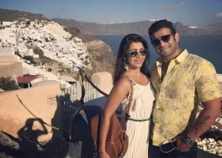 Karan Patel's Greece holiday with wifey will make you desperate for a vacation – photos