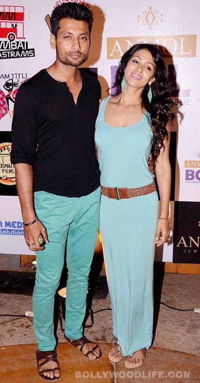 Karan Tacker, Kamya Punjabi, Ravi Dubey at the success party of BCL