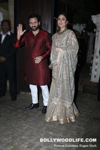 Kareena Kapooor-Saif Ali Khan, Shahid Kapoor-Mira Rajput: Couples who arrived together at Anil Kapoor's Diwali bash