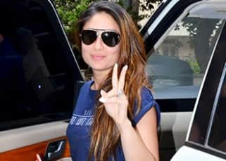 Kareena Kapoor flaunts her curves in skinny tee, puts pregnancy rumours to rest?