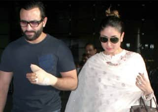 Kareena Kapoor Khan spotted with prominent baby bump first time in public, see pics!