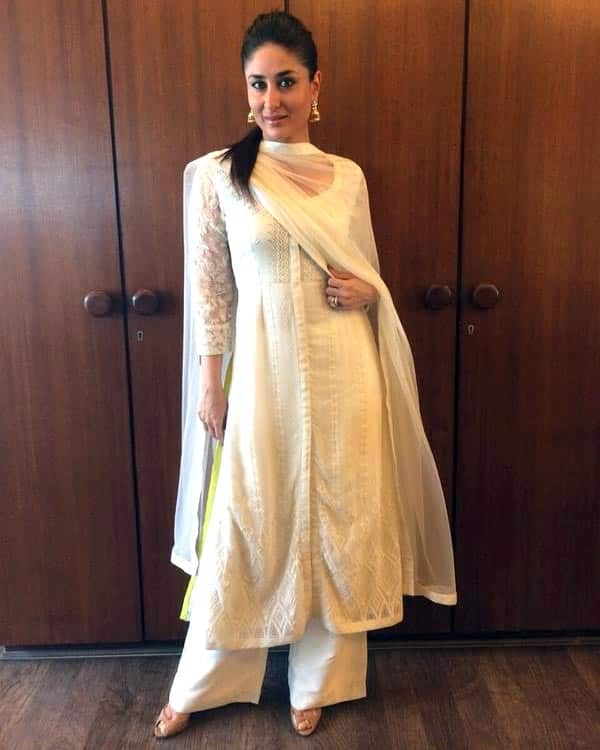 Kareena Kapoor Khan wears Anita Dongre outfit to a UNICEF shoot!