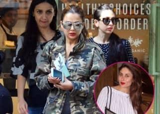 Karisma Kapoor and Amrita Arora meet over brunch but where's Kareena Kapoor Khan?