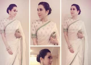 Karisma Kapoor Birthday Special: Pics that prove that Karisma Kapoor carries traditional look with such an ease!