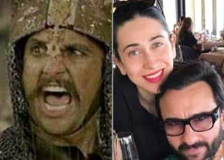 Karisma Kapoor welcomes baby Taimur to Ranveer Singh getting nostalgic about Bajirao Mastani: Look at the Bolly Insta of this week!