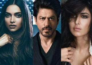 Katrina Kaif and Deepika Padukone to star opposite Shah Rukh Khan