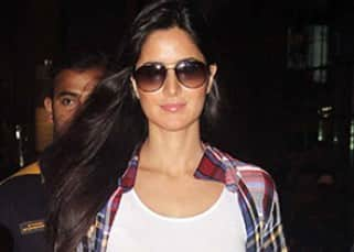 Katrina Kaif and Sidharth Malhotra return from Dream Team tour in style, see HQ pics!