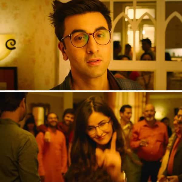 Katrina Kaif is drunk Ranbir Kapoor is lovestruck