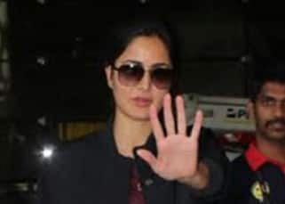 Katrina Kaif returns from the sets of Tiger Zinda Hai but where is Salman Khan?