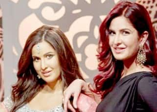 Katrina Kaif's wa statue was created at Madame Tussauds in London in 2015