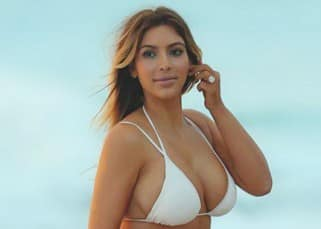 Kim Kardashian Swimwear & Bikini Photos