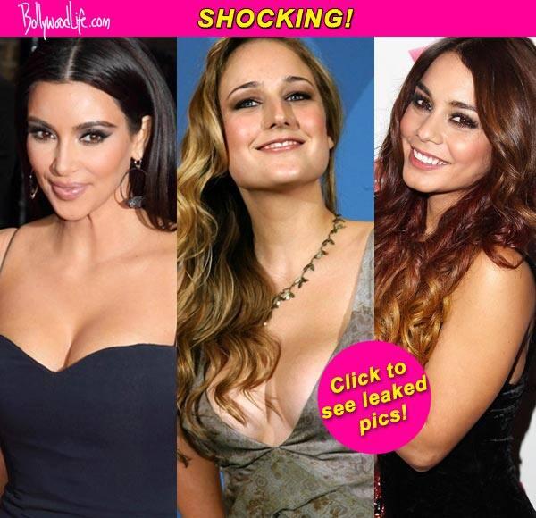 Kim Kardashian, Vanessa Hudgens and Leelee Sobieski's nude photos leaked online