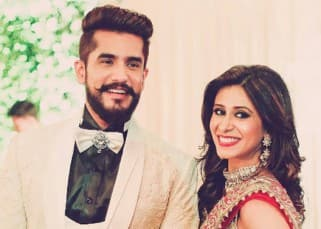 Kishwer Merchantt and Suyyash Rai's wedding reception: Vivian Dsena, Karan Mehra, Aly Goni, Krishna Mukherjee LIGHT UP the do
