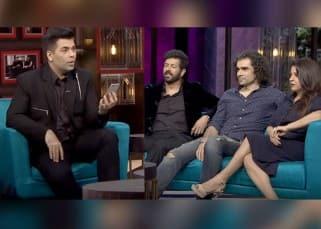 Koffee with Karan 5: Zoya Akhtar, Kabir Khan and Imtiaz Ali give a director's special episode