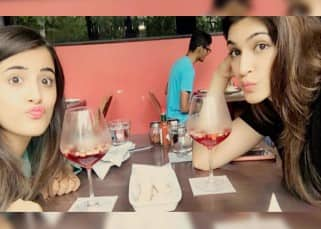 Kriti Sanon Personal Photos