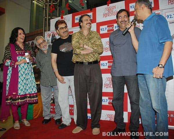 Kumar Sanu, Sudesh Bhonsle celebrate Pancham da's birthday