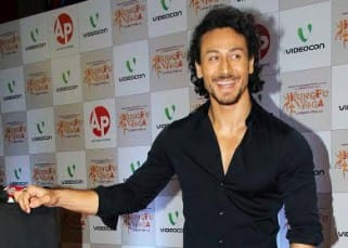Kung Fu Yoga: Tiger Shroff attends rumoured girlfriend Disha Patani's movie premiere