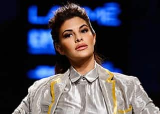 Lakme Fashion Week 2016 Day 3: Jacqueline Fernandez walks the ramp for Rajesh Pratap Singh!