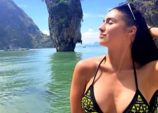 Lauren Gottlieb gives us a sneak-peek into her adventurous holiday in Thailand