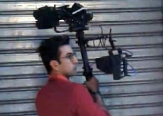 Leaked images of Ranbir Kapoor and Katrina Kaif shooting for 'Jagga Jasoos' in Morocco