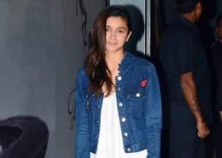 Lovebirds Alia Bhatt and Sidharth Malhotra attend OK Jaanu's screening together