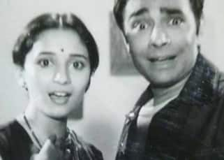 Madhuri Dixit in a still from TV series 'Bombay Meri Hai'
