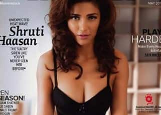 Magazine covers that birthday girl Shruti Haasan sizzled on