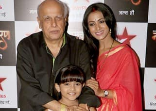 Mahesh Bhatt is all set to debut on small screen with 'Namkaran'!
