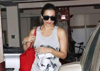 Malaika Arora Khan and sister Amrita visit Kareena Kapoor Khan and baby Taimur at their residence