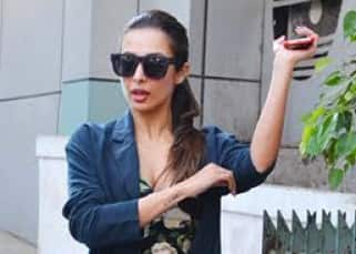 Malaika Arora Khan: Here's how she lives a thug life
