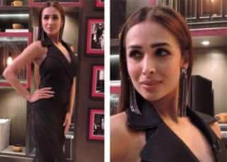 Malaika Arora Khan looks uber hot on the sets of Koffee With Karan – check out pics