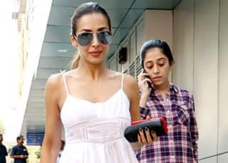 Malaika Arora Khan makes a white hot statement – check out photos