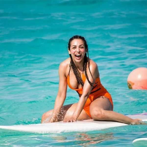 hot bikini arora khan Malaika