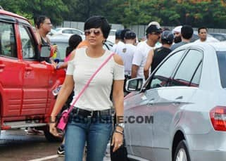 Mandira Bedi attends 'Say No To Drugs' marathon