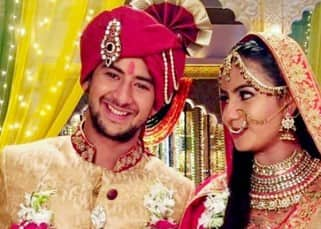 Meera Deosthale aka Chakor LEAKS her wedding images with Vivan from 'Udaan'!