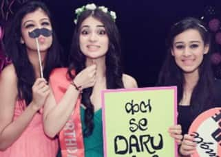 Meri Aashiqui Tumse Hi actor Radhika Madan's 21st birthday bash, in pics!