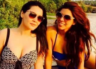 Minissha Lamba had a great family holiday in Goa, view pics!