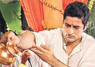 Mohit Raina clicked worshipping Lord Shiva