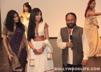 Nandana Sen at 'Rang Rasiya' world premiere