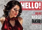 Nargis Fakhri on cover of Hello magazine is the hottest thing you will see today