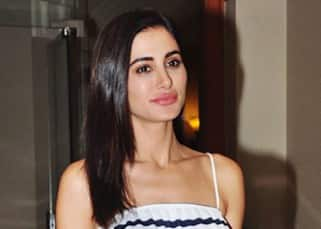 Nargis Fakhri snapped during 'Azhar' promotions